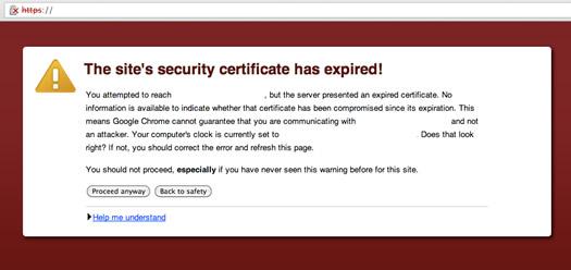 گواهینامه SSL و اهمیت آن بر سئو